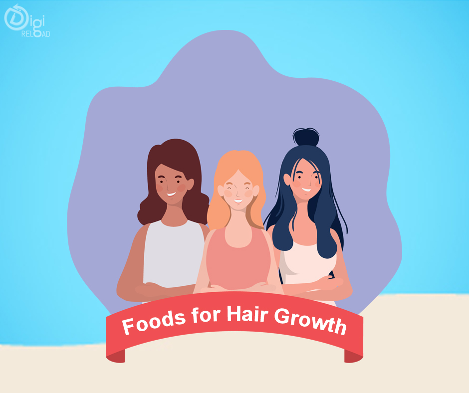 7 Best Foods for Hair Growth in Your Kitchen