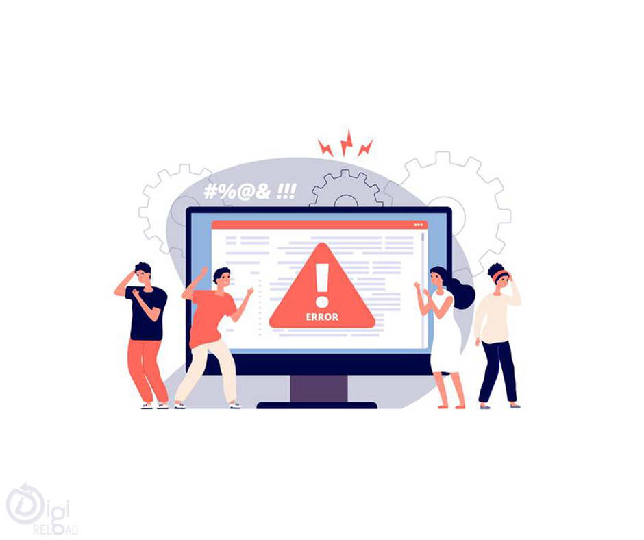 Common Types of HTTP Errors in a Website