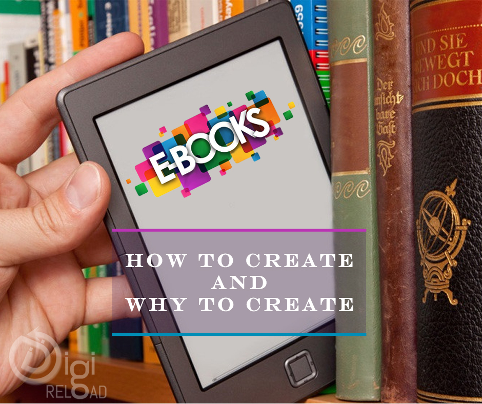 How To Create An eBook For Your Brand