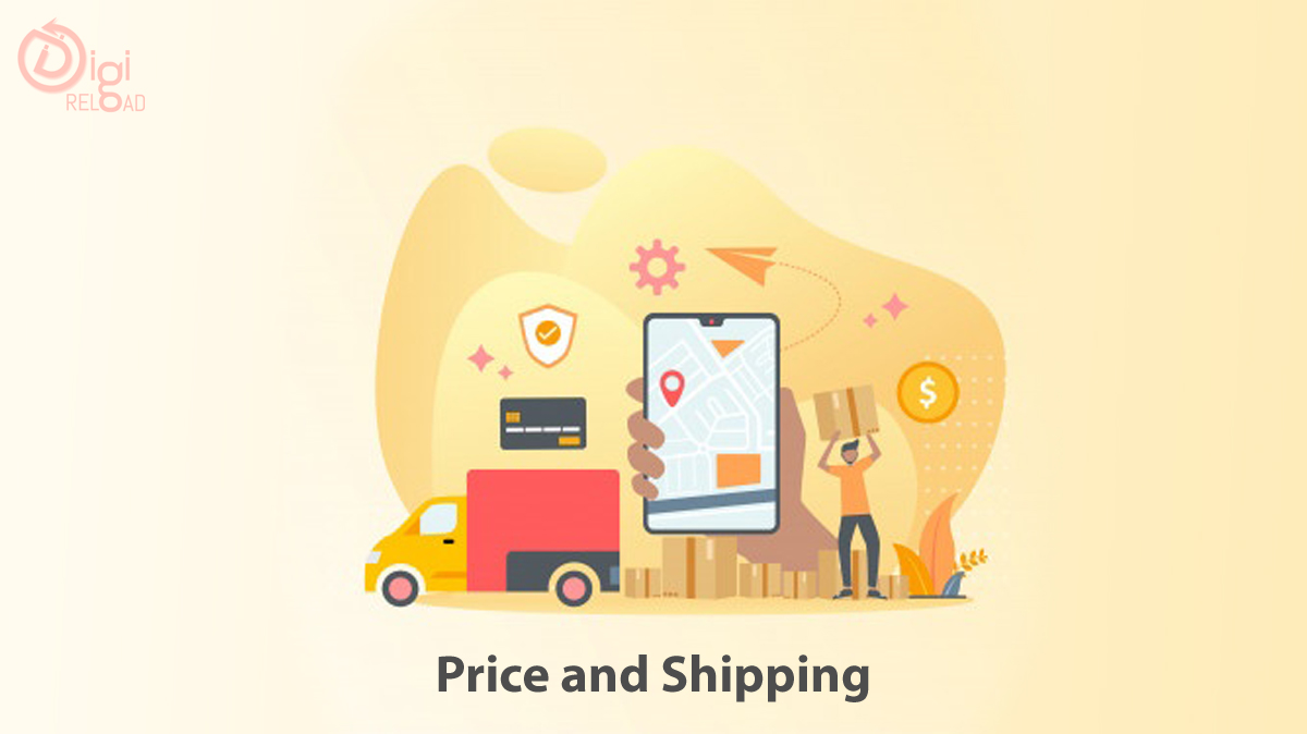 Price and Shipping