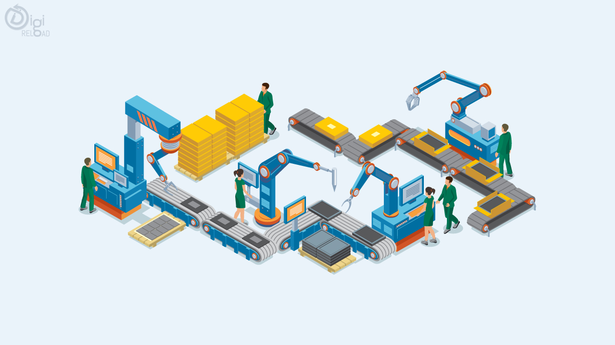 Application of AI in Manufacturing
