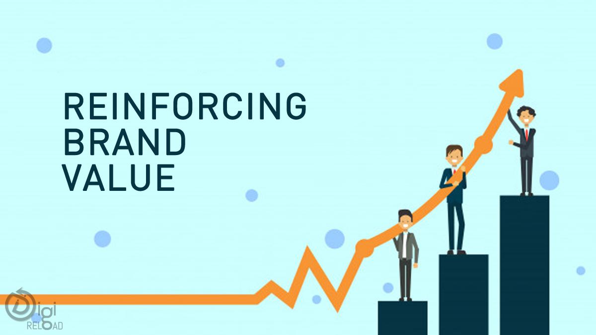 Reinforcing brand value