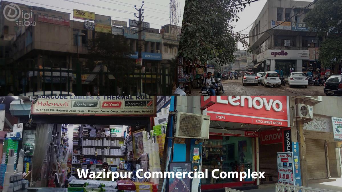 Wazirpur Commercial Complex