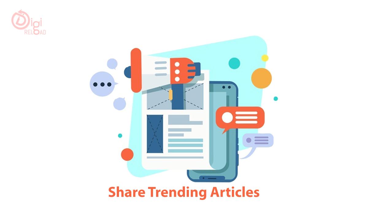 Share Trending Articles