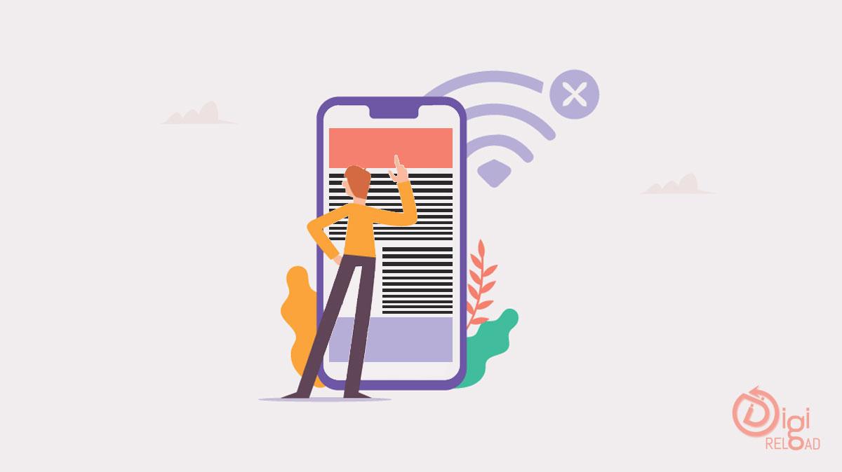 Access App Offline