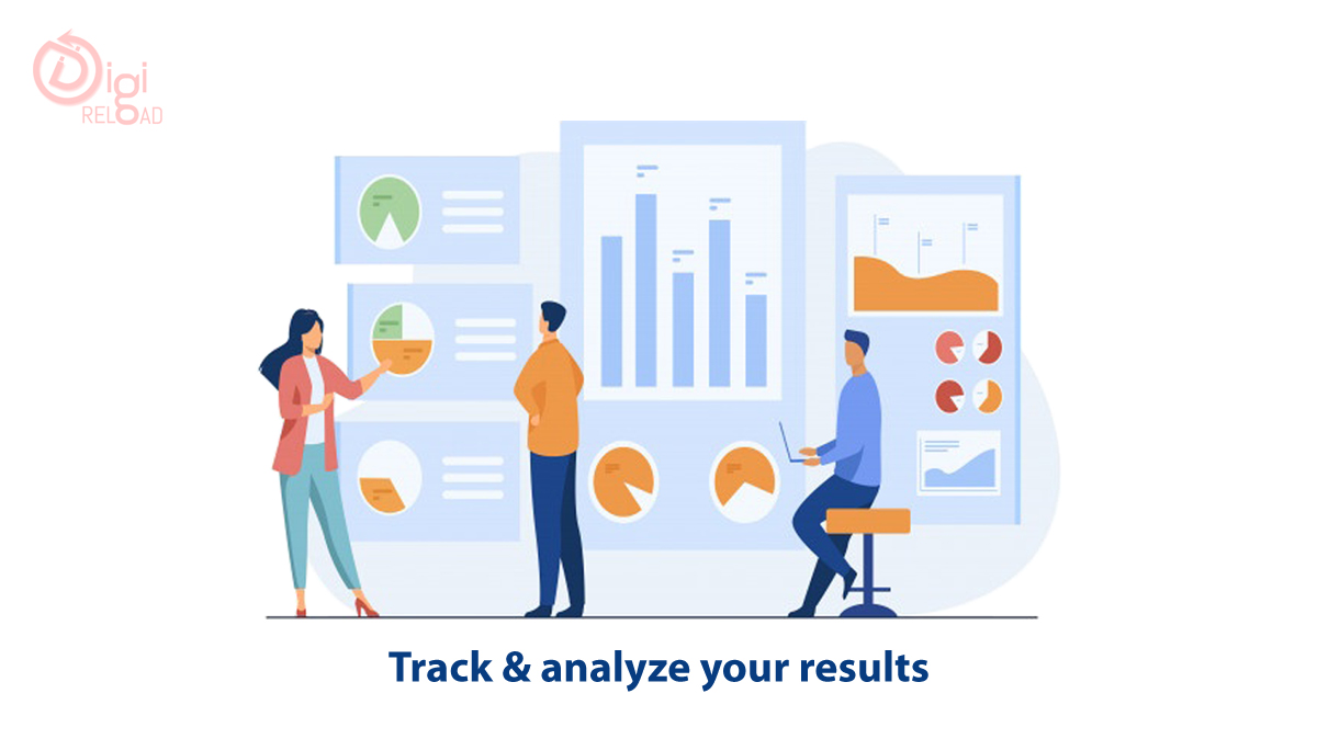 Track & analyze your results