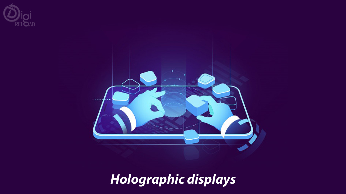 Holographic displays