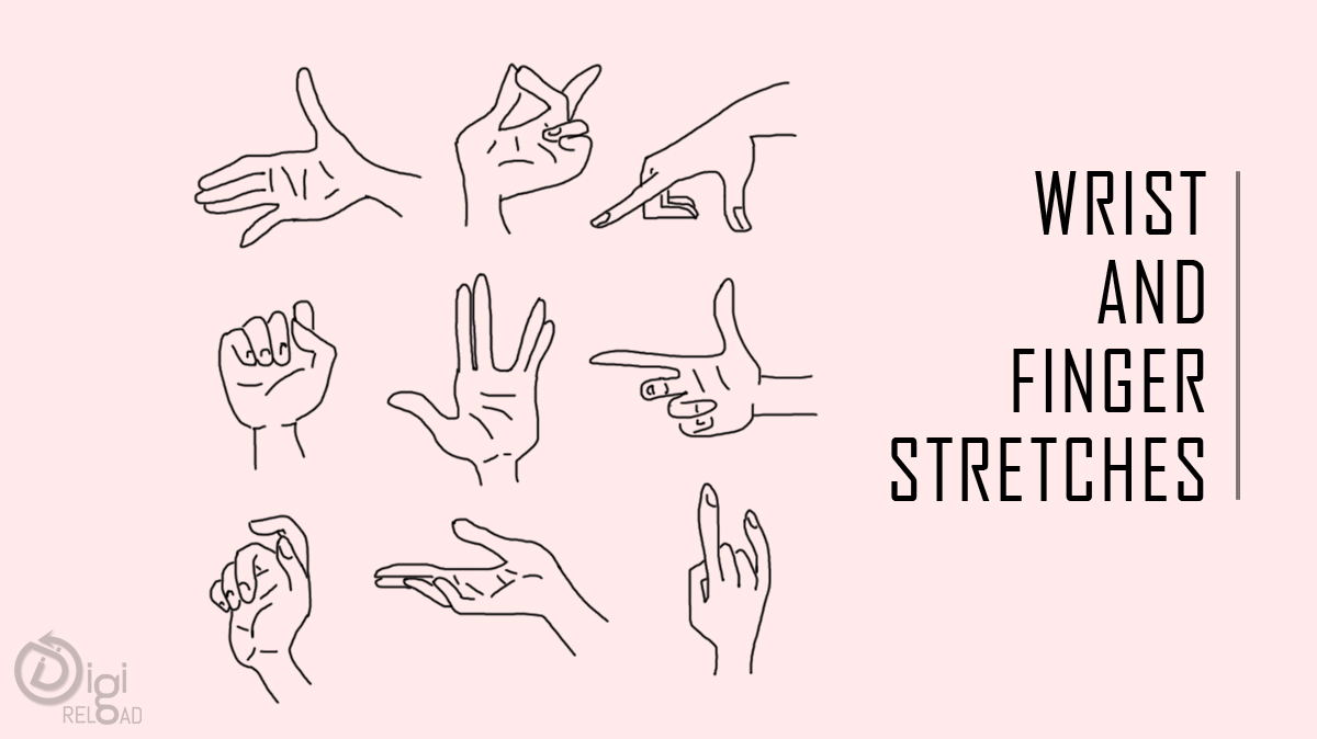 Wrist and Finger Stretches