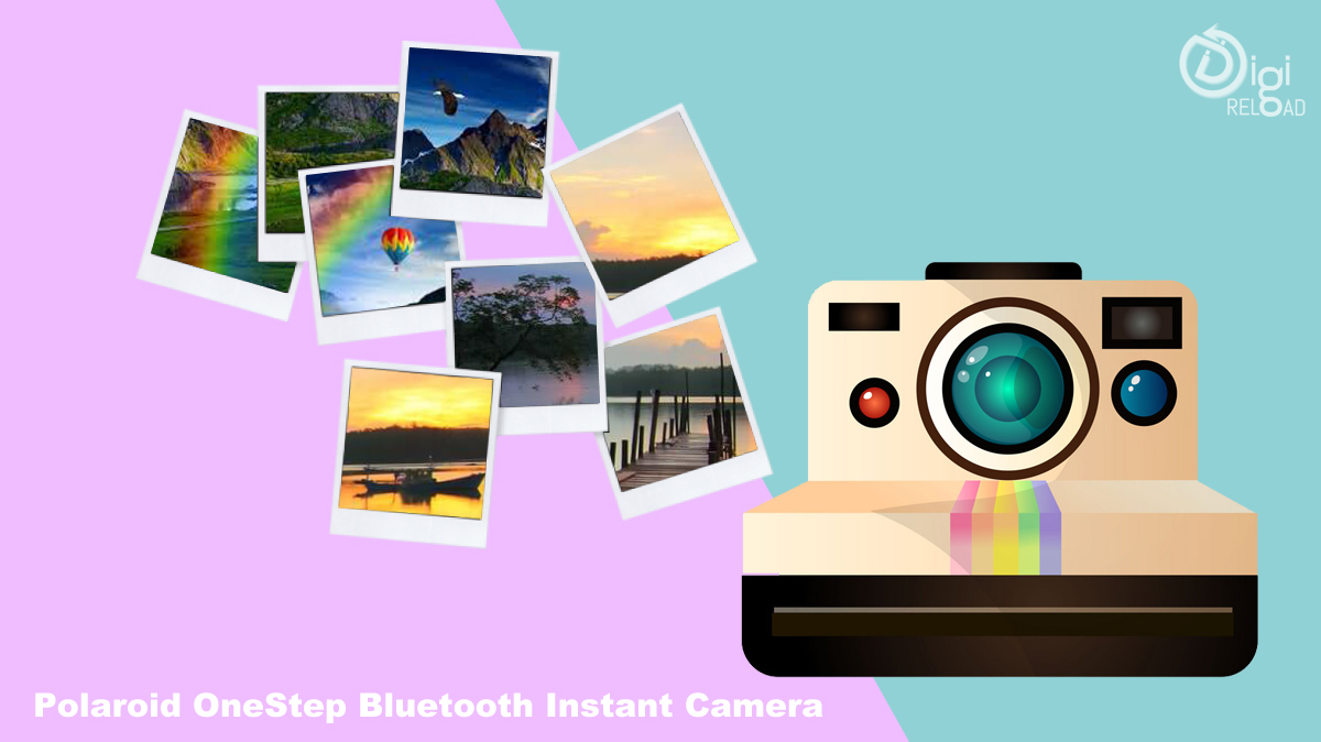 Polaroid OneStep Bluetooth Instant Camera