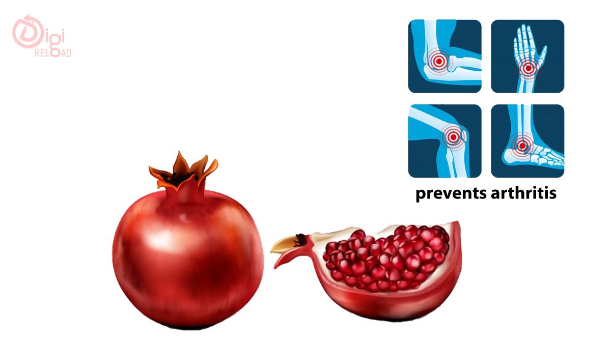 It prevents arthritis