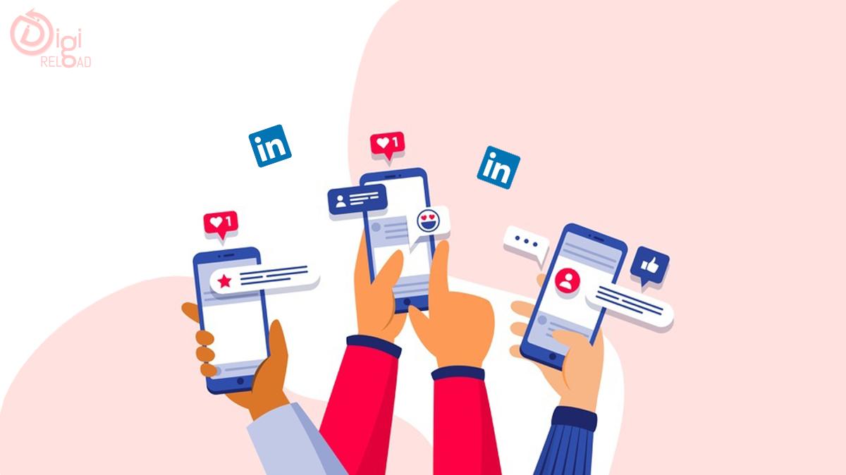 Tag People in LinkedIn Posts