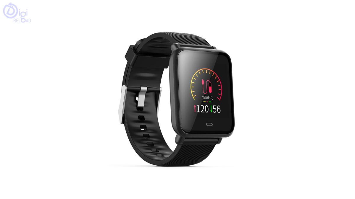 Health Monitoring Smartwatch