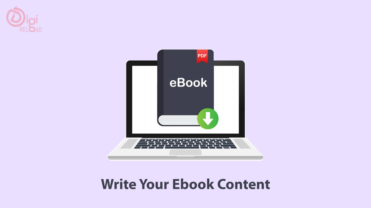 Write Your Ebook Content: