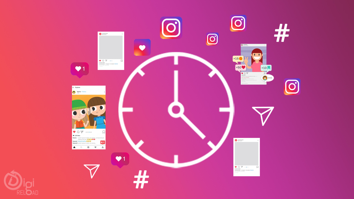 Here are the best times to post on Instagram