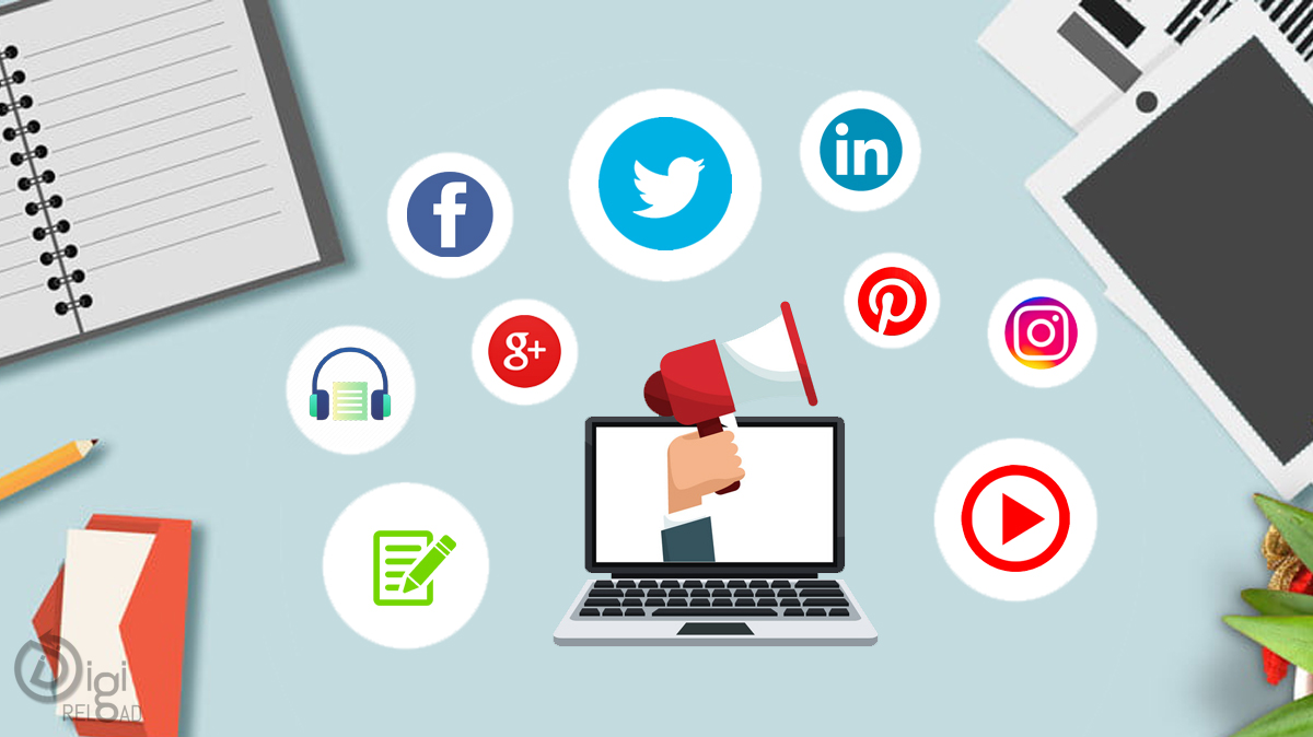 Social Media Quickstarter Digital Marketing Course