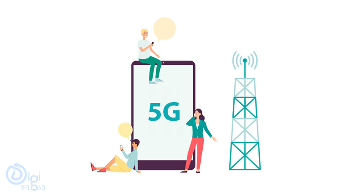How does 5G work?
