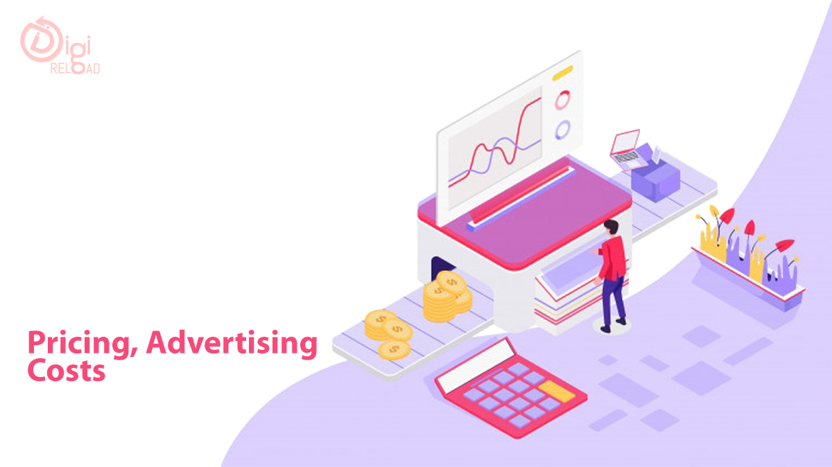Pricing,Advertising Costs