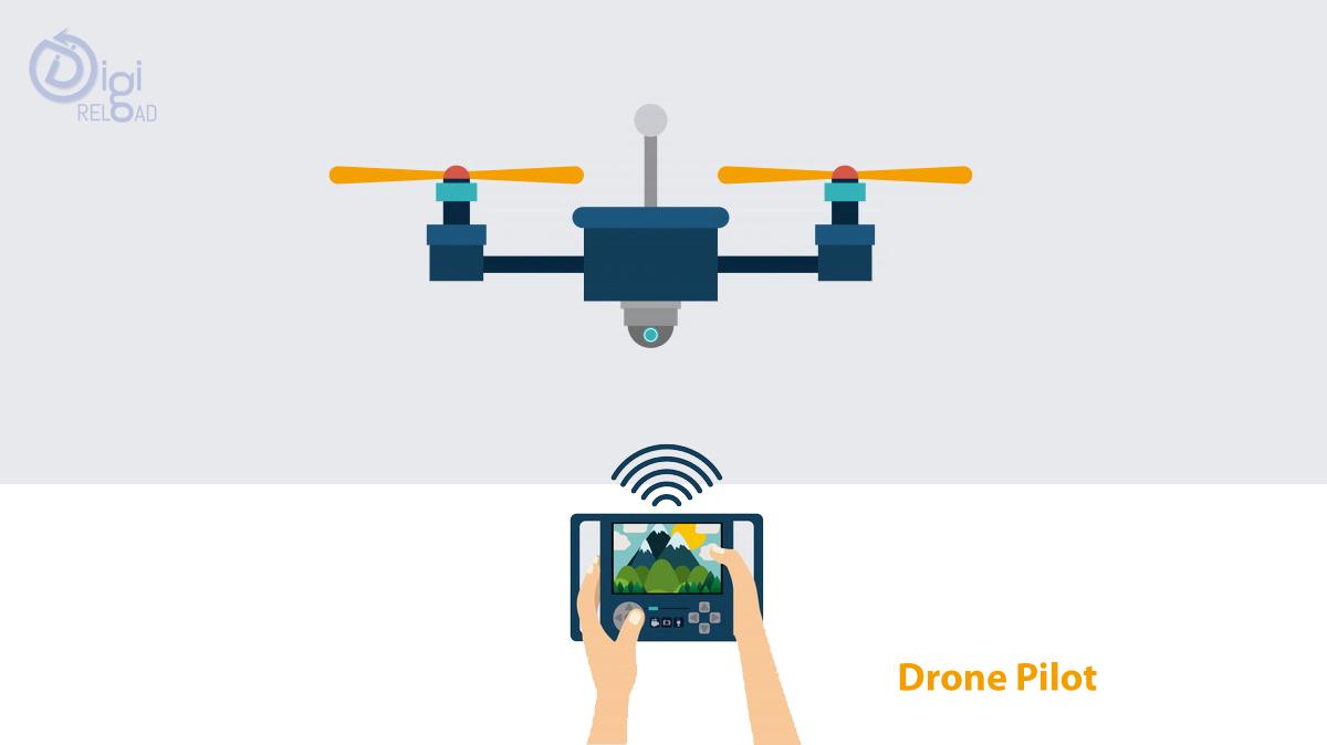Civil or Commercial Drone Pilot or Dispatcher