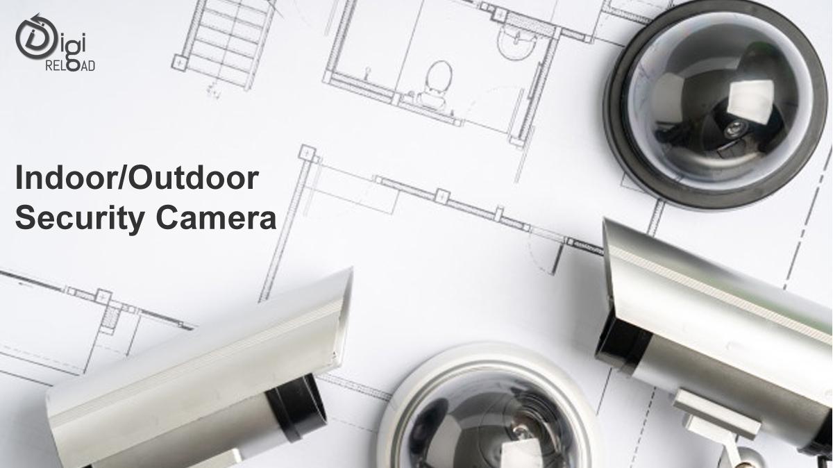 Indoor/Outdoor Security Camera