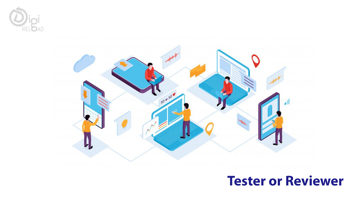 Tester or Reviewer